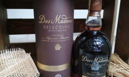 DOS MADERAS SELECCIÓN – 1 rum, 2 světy