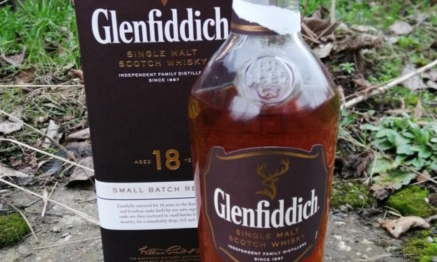 GLENFIDDICH 18Y aneb plnost jako nástupce pitelnosti