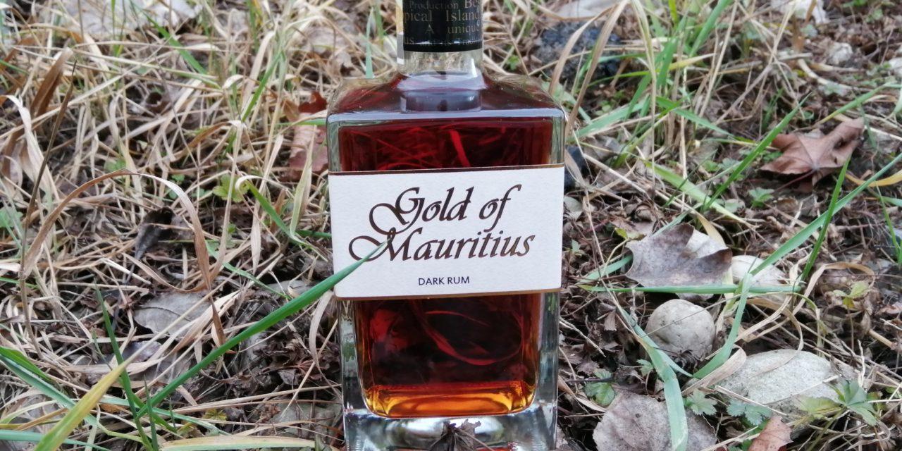 GOLD OF MAURITIUS – SLUNCEM ZALITÉ ZLATO