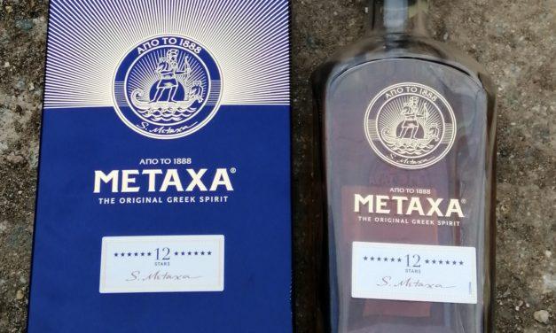 METAXA 12* – SKVĚLÁ BRANDY ZA SKVĚLOU CENU?