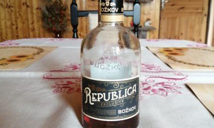 RUM REPUBLICA – 1. RETEST, ZMĚNIL JSEM NÁZOR?