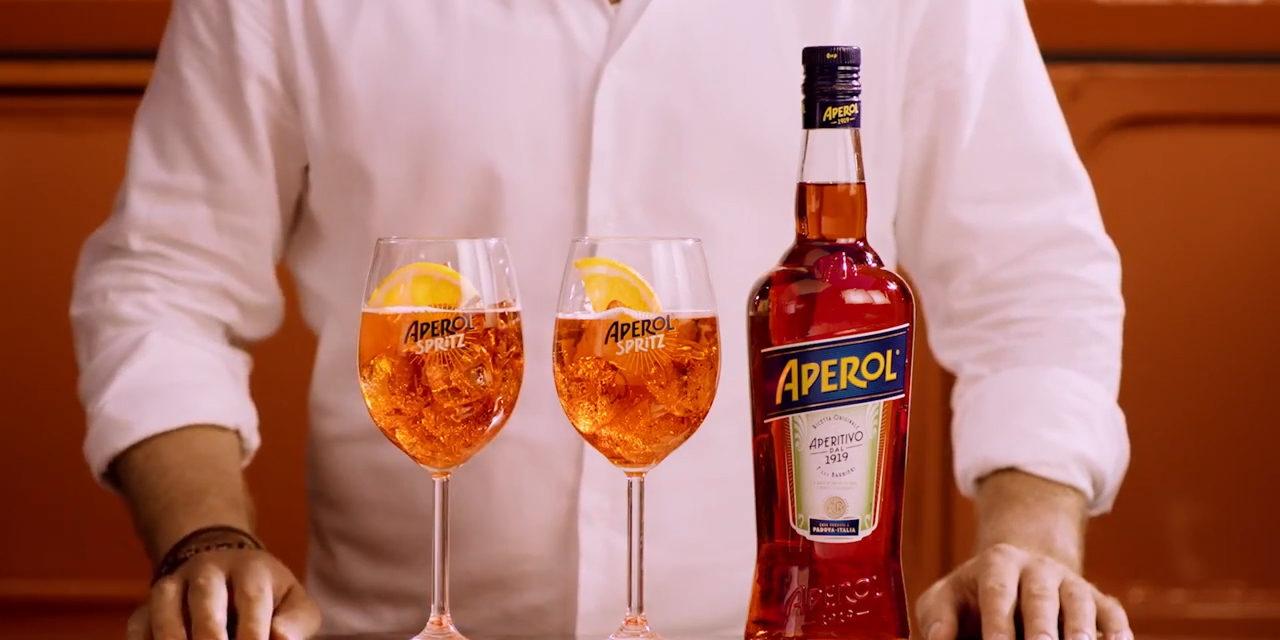 Jak připravit Aperol Spritz – Nový recept vs. původní