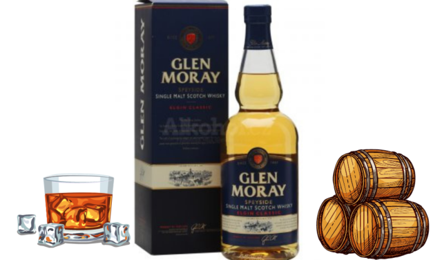 Glen Moray Classic – whisky ze Speyside